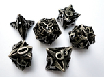 Pinwheel Dice Set