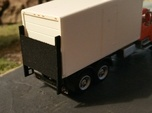 Lift Gate Up Position 1-87 HO Scale