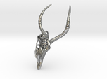 Impala Skull Pendant