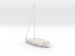 Sailboat 01.N Scale (1:160)