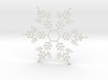 Snowflake Pendant 1
