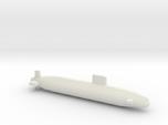 Trafalgar Class SSN, Full Hull, 1/2400