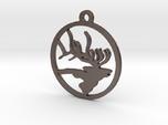 Elk Keychain 2