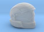 Halo 3 Odst custom 1/6 scale helmet