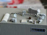 N scale Rooftop Detail Set 27pc