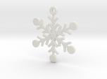 Snowflake Earring/Pendant