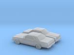 1/160 2X  1978-80 Ford Granada Coupe