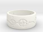 """Ashayam"" Vulcan Script Ring - Engraved Style"