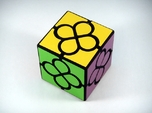 Lucky Clover Cube Puzzle