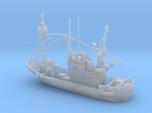 Fishing boat 01. Z Scale (1:220)