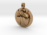 LADYBUG Symbol Jewelry Pendant