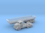 40' Cylinder Dump Bed Z Scale