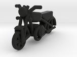 Motorcycle 1-87 HO Scale