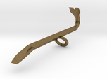 Crowbar pendant