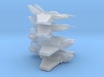 [3mm] 2x Light Strike Fighter, 2x Heavy Fighter