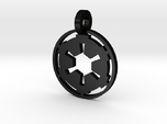 3d Star Wars Empire Pendant