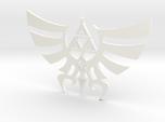 Triskele Hyrule Crest Pendant