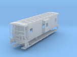 Sou Ry. bay window caboose - Gantt - N scale
