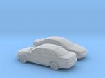 1/148 2X 1994-99 Opel Omega