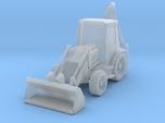 Backhoe Loader 01. Z Scale (1:220)
