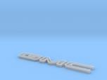 Tamiya Clodbuster Gmc Tailgate Emblem
