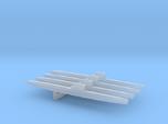 Whiskey-class submarine x 4,  1/1800