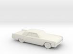 1/87 1962 Lincoln Continental Sedan