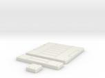 SciFi Tile 21 - Panelled Corridor