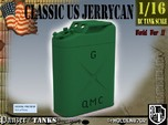 1-16 Jerrycan US Army