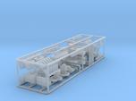 HMS Tiger upgrade kit. 415 scale.