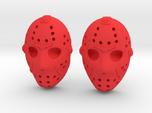 Jason Voorhees Mask lacelocks