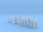 1/24 scale handline nozzle assortment