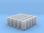 25 N/OO Scale Barrels