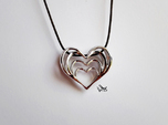 Growing Heart Pendant