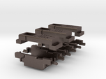 Alco C-855 N Scale Chassis Extenders X3