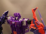 Combiner Wars and FOC BRUTICUS male convert joint