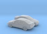 1/148 2X 2000-04 Ford Focus Sedan