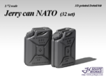 1/72 Jerry can NATO (32 set)