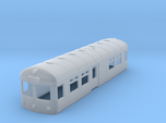 British Railways Wickham Railbus Body (N Gauge)