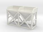 N Scale Concrete Plant Hopper 22mm