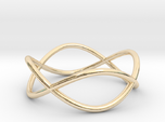 Size 9 Infinity Ring