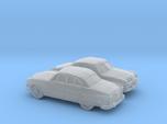 1/160 2X 1950 Ford Fordor Sedan
