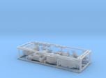 HMS Torquay Upgrade kit. Late version. 1/500 scale
