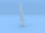 'N Scale' - Ladders For Grain Dryer