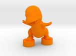 Custom Charmander Pokemon Inspired Lego