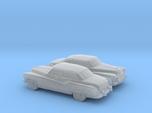 1/160 2X 1950 Buick Rooadmaster Sedan