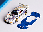 1/32 Fly Porsche 911 GT1 Chassis for slot.it pod
