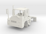 Yard Tractor 1-87 HO Scale White Strong & Flexible