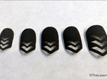 Chevron Nails (Size 2)