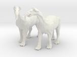 Macrauchenia -Fantasy beast of burden for wagons